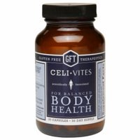 Celivites For Balanced Body Health, Capsules, 30 ea