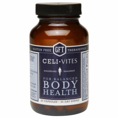 Celivites For Balanced Body Health, Capsules, 30 ea