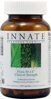 Innate Response Formulas - Flora 50-14 Clinical Strength - 60 Vegetarian Capsules