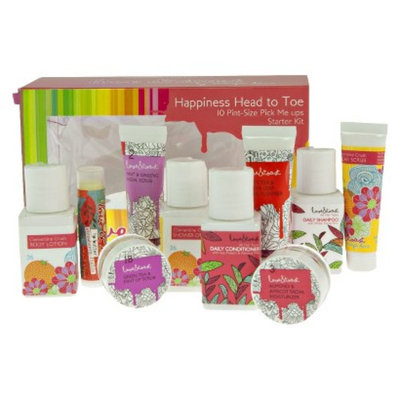 Love & Toast Happiness Head to Toe Pint-Size Pick Me Ups Starter Kit