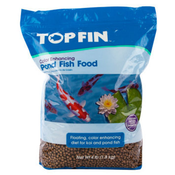 Top Fin Color Enhancing Pond Fish Food