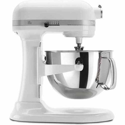 KitchenAid 6 qt. Professional 600 Series Stand Mixer - Empire Red