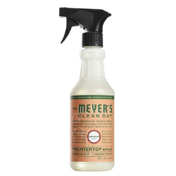 Mrs. Meyer's Clean Day Geranium Countertop Spray