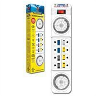 Coralife 01691 Power Center Dual Day Night Timer