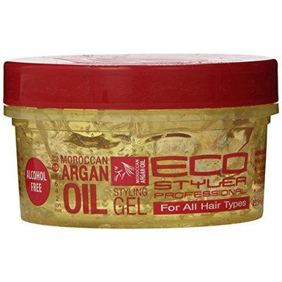ECOCO Moroccan Argan Oil Styling Gel