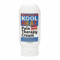 Kool Heat Pain Therapy Cream