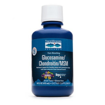 Trace Minerals Research Glucosamine/Chondroitin/MSM