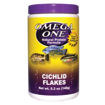 Omega One Cichlid Fish Flakes