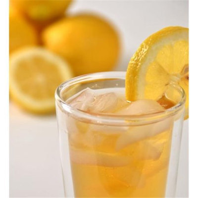 Davidson's Tea Davidson Organic Tea 5200 Fdsvc Brewed Lemon Ginsng Green Tea 1 Qt.