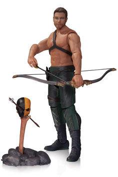 Dc Comics DC Comics Arrow Oliver Queen & Totem Action Figure