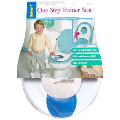 Safety 1st One-Step Trainer Seat in White (Discontinued by Manufacturer)