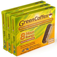 Osmopharm Green Coffex Natural Coffee Energy Capsule