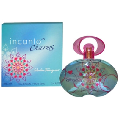 Salvatore Ferragamo Incanto Charms 3.4 oz EDT Spray