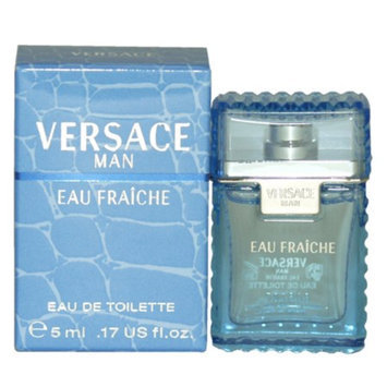 Gianni Versace Man Eau Fraiche Eau de Toilette Splash (Mini), .16 fl oz