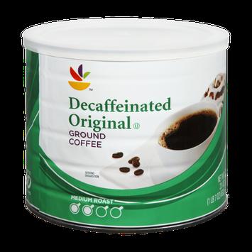 Ahold® Decaffeinated Original Medium Roast Ground Coffee
