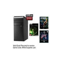 ASUS M Series M51BC - Tower - 1 x FX 8300 / 3.3 GHz - RAM 8 GB - HDD 2 TB - DVD-Writer - Radeon R9 270 - GigE - WLAN: B