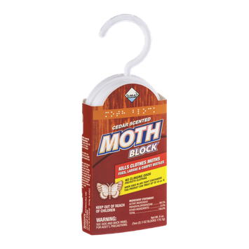 IMS Cedar Scented Moth Block