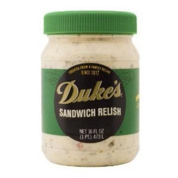 Dukes Duke's Sandwich Relish