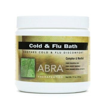 Abra Cold and Flu Bath