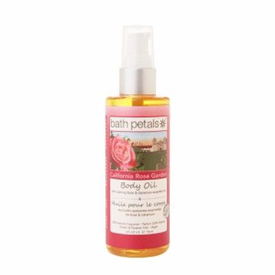 Bath Petals Body Oil