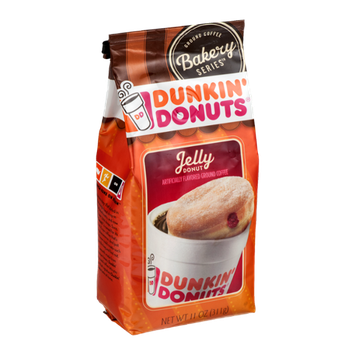 Dunkin' Donuts Bakery Series Jelly Donut Ground Coffee