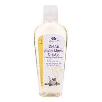 Derma e Firming Facial Toner, DMAE Alpha Lipoic C-Ester, 4 fl oz (118 ml)