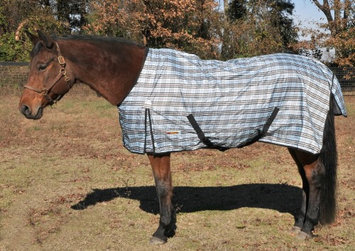 McAlister 420D Polyester Closed-Front Stable Sheet