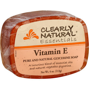Clearly Naturals Clearly Natural Glycerine Bar Soap Vitamin E 4 oz