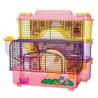Penn-plax Penn Plax 3-Story Doll Hamster Homes