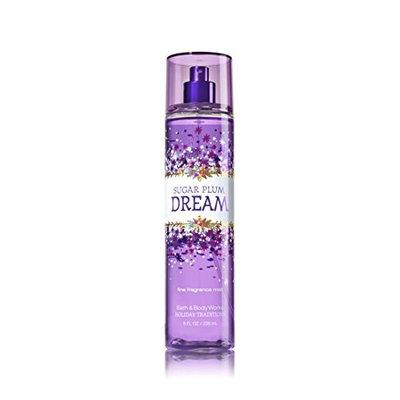 Bath & Body Works Bath and Body Works Sugar Plum Dream Fine Fragrance Mist 2014 Design