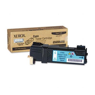 Xerox 106R01331 Toner Cartridge - Cyan - Laser - 1000 Page