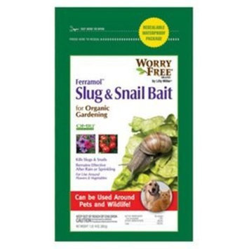Lilly Miller CENTRAL GARDEN BRANDS Slug/Snail Bait, 30-Ounce (Discontinued by Manufacturer)