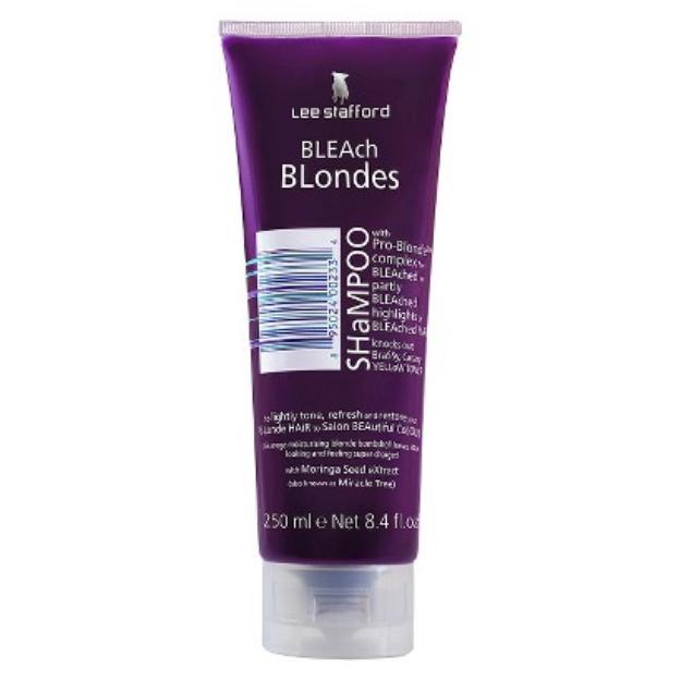 Lee Stafford Bleach Blonde Shampoo - 8.4 oz