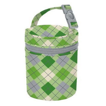green sprouts Insulated Accessory Bag, Blue, Medium (Discontinued by Manufacturer)