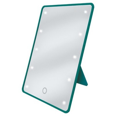 Ginsey LED Touch Cosmetic Mirror with Easel Back Be U