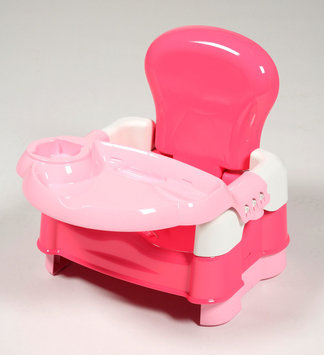 Dorel Juvenile Safety 1st Safety 1st Sit, Snack & Go Convertible Booster Pink - DOREL JUVENILE GROUP