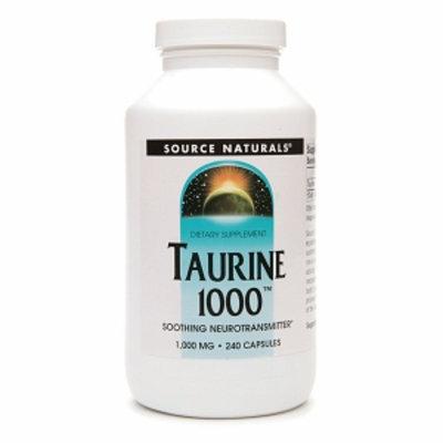 Source Naturals Taurine 1
