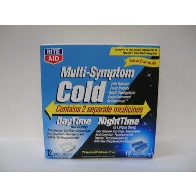 Rite Aid Multi-Symptom Cold DayTime/NightTime