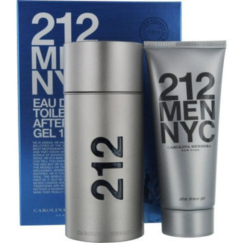 Carolina Herrera 212 Mens Gift Set 2 Piece