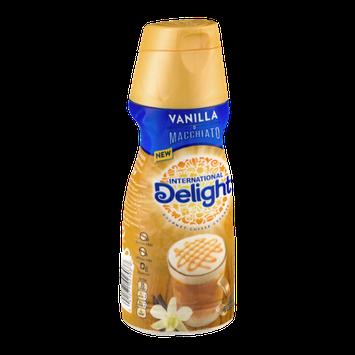 International Delight Gourmet Coffee Creamer Vanilla Macchiato