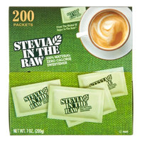 Stevia In The Raw, 0.035 Oz, Box Of 200