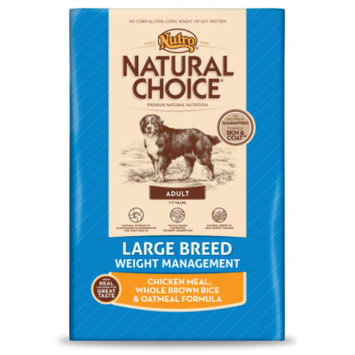 Nutro Natural Choice NUTROA NATURAL CHOICEA Large Breed Weight Management Adult Dog Food
