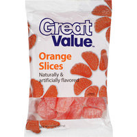 Great Value Orange Slices