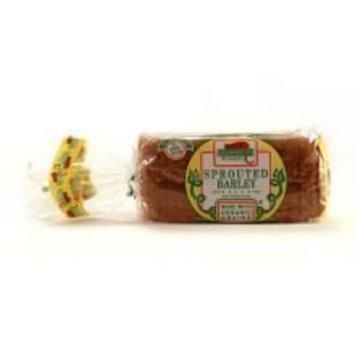 ALVARO Alvarado St Bakery Organic Sprouted Barley Bread, Size: 24 Oz (Pack of 6)