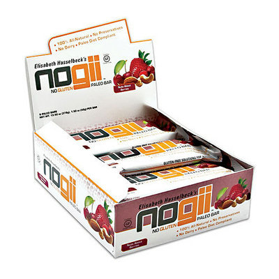 NoGii Nuts About Berries Paleo Bars