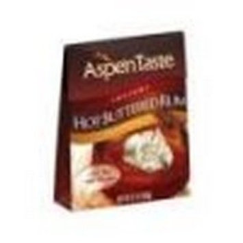 Aspen Taste Hot Buttered Rum Mix, 3.75 oz