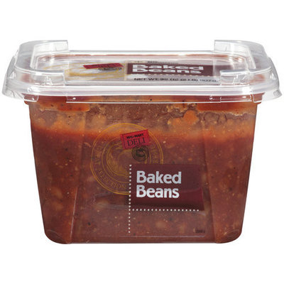 Wal-mart Deli Walmart Deli Baked Beans With Beef In Sauce, 32 oz