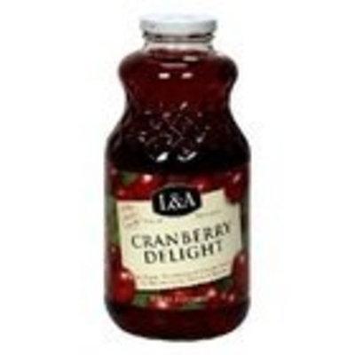 L & A Juice Cranberry Delight (6x32 Oz)