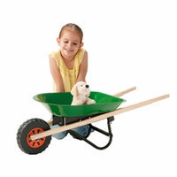 Morgan Cycle Junior Wheel Barrow, 1 ea