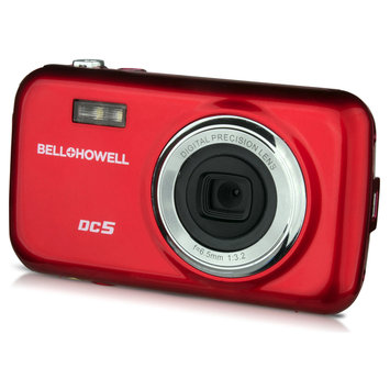 Elite Brands Inc. Fun-Flix 5MP Kids Digital Camera (Red)